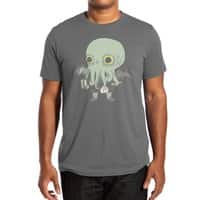 Cthulhu back to school - mens-extra-soft-tee - small view