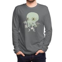 Cthulhu back to school - mens-long-sleeve-tee - small view