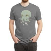 Cthulhu back to school - mens-triblend-tee - small view
