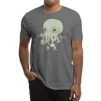 Cthulhu back to school - mens-regular-tee - small view