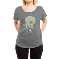 Cthulhu back to school - womens-dolman - small view