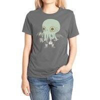 Cthulhu back to school - womens-extra-soft-tee - small view