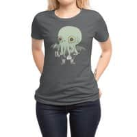 Cthulhu back to school - womens-regular-tee - small view