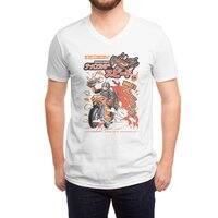 Ramen Rider - vneck - small view