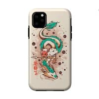 The Princess and the Dragon - double-duty-phone-case - small view