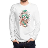 The Princess and the Dragon - mens-long-sleeve-tee - small view