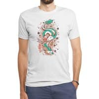 The Princess and the Dragon - mens-triblend-tee - small view