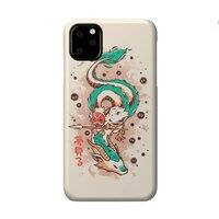 The Princess and the Dragon - perfect-fit-phone-case - small view