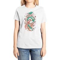 The Princess and the Dragon - womens-extra-soft-tee - small view