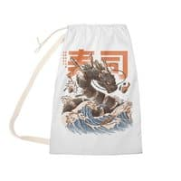 Great Sushi Dragon  - laundry-bag - small view
