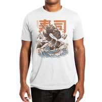 Great Sushi Dragon  - mens-extra-soft-tee - small view