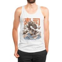 Great Sushi Dragon  - mens-jersey-tank - small view