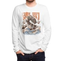 Great Sushi Dragon  - mens-long-sleeve-tee - small view