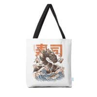 Great Sushi Dragon  - tote-bag - small view