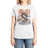 Great Sushi Dragon  - womens-extra-soft-tee - small view