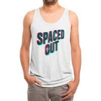 Spaced Out - mens-triblend-tank - small view
