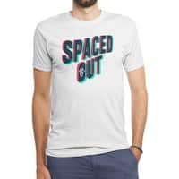 Spaced Out - mens-triblend-tee - small view