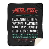 METAL FEST - blanket - small view