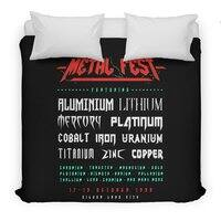 METAL FEST - duvet-cover - small view
