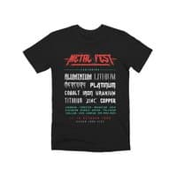METAL FEST - mens-premium-tee - small view
