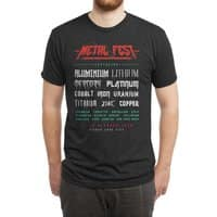 METAL FEST - mens-triblend-tee - small view