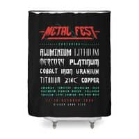 METAL FEST - shower-curtain - small view