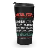 METAL FEST - travel-mug - small view