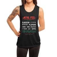 METAL FEST - womens-muscle-tank - small view