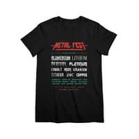 METAL FEST - womens-premium-tee - small view