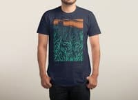 Dusk - mens-triblend-tee - small view