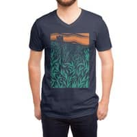 Dusk - vneck - small view