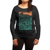 Dusk - womens-long-sleeve-terry-scoop - small view