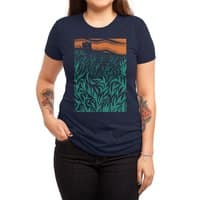 Dusk - womens-triblend-tee - small view