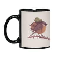 Wanderlust - black-mug - small view