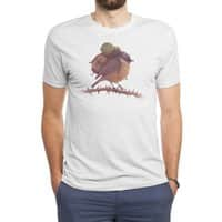 Wanderlust - mens-triblend-tee - small view
