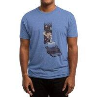 Beyond Your Imagination - mens-triblend-tee - small view