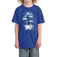 Up a tree cup - kids-tee - small view