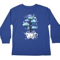 Up a tree cup - longsleeve - small view