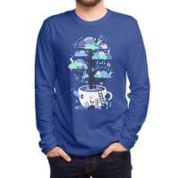 Up a tree cup - mens-long-sleeve-tee - small view