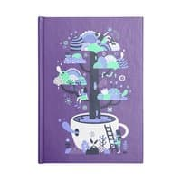 Up a tree cup - notebook - small view