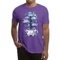 Up a tree cup - mens-regular-tee - small view