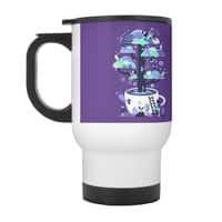 Up a tree cup - travel-mug-with-handle - small view