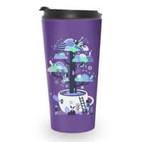 Up a tree cup - travel-mug - small view