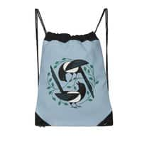 The Joy of Spring - drawstring-bag - small view