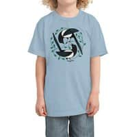 The Joy of Spring - kids-tee - small view