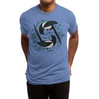 The Joy of Spring - mens-triblend-tee - small view