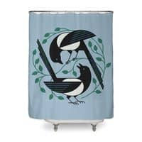 The Joy of Spring - shower-curtain - small view