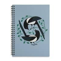 The Joy of Spring - spiral-notebook - small view