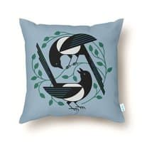 The Joy of Spring - throw-pillow - small view