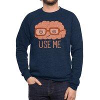 Underused - crew-sweatshirt - small view